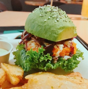 AvocadoBurger