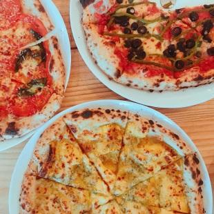 Pizzas de Kan Pizza