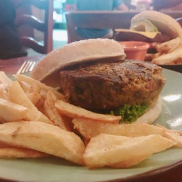 VeggieHamburguesa