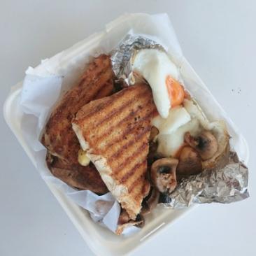Sandwichqueso